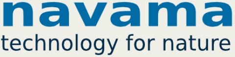Logo Navama technology for nature